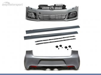 KIT DE CARROÇARIA PARA VW GOLF MK6 LOOK R20