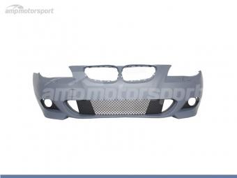 PARAGOLPES DELANTERO BMW SERIE 5 E60 LOOK PACK M CON SRA