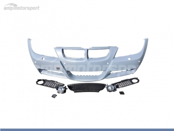 PARAGOLPES DELANTERO BMW SERIE 3 E90/91 PACK M CON SRA/PDC