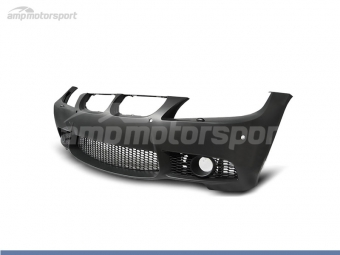 PARAGOLPES DELANTERO BMW SERIE 3 E90/91 RESTYLING LOOK M3 CON PDC/SRA