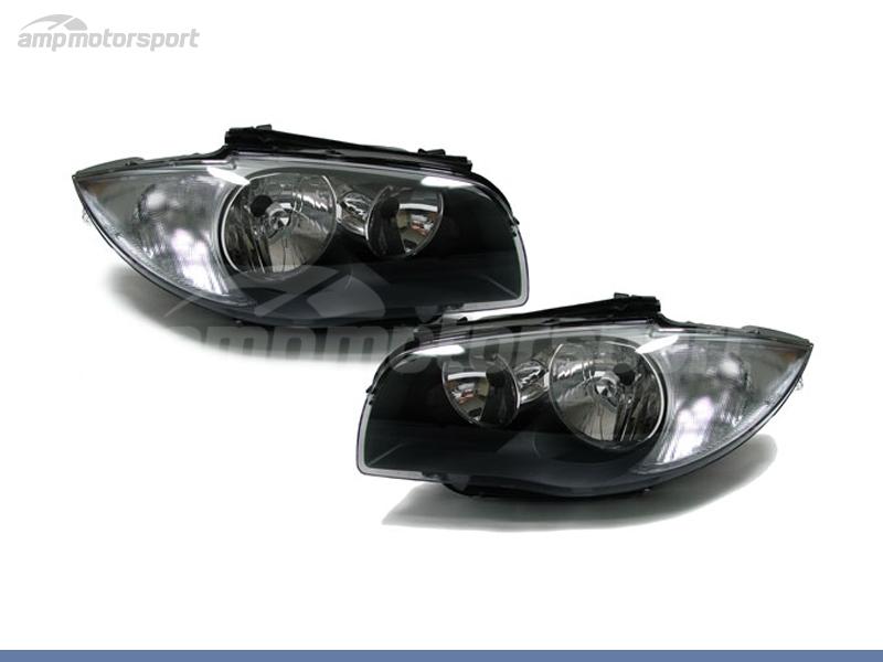 FAROIS DIANTEIROS PARA BMW SERIE 1 E81 / E87 / E82 / E88