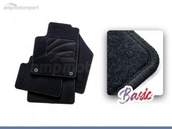 TAPETES DE VELUDO BASIC BMW E84 X1 2009-2015