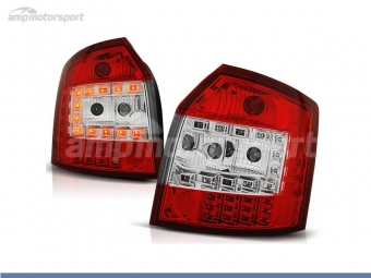 FAROLINS LED PARA AUDI A4 B6 AVANT 2001-2004