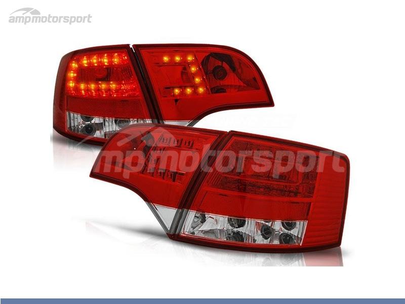 FAROLINS LED PARA AUDI A4 B7 AVANT 2004-2008