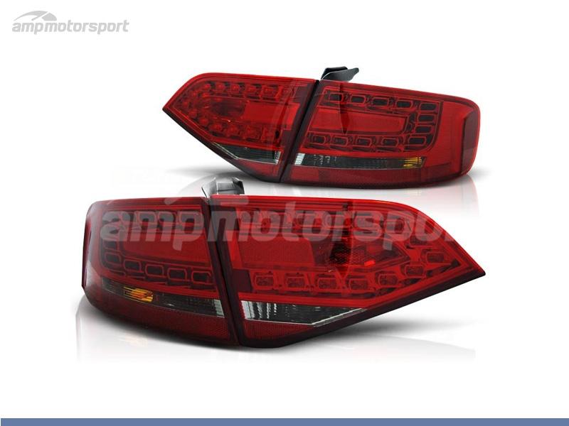 FAROLINS LED PARA AUDI A4 B8 BERLINA 2007-2011