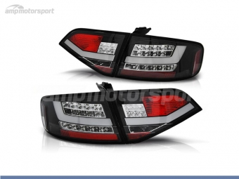 PILOTOS LED BAR PARA AUDI A4 B8 BERLINA 2007-2011