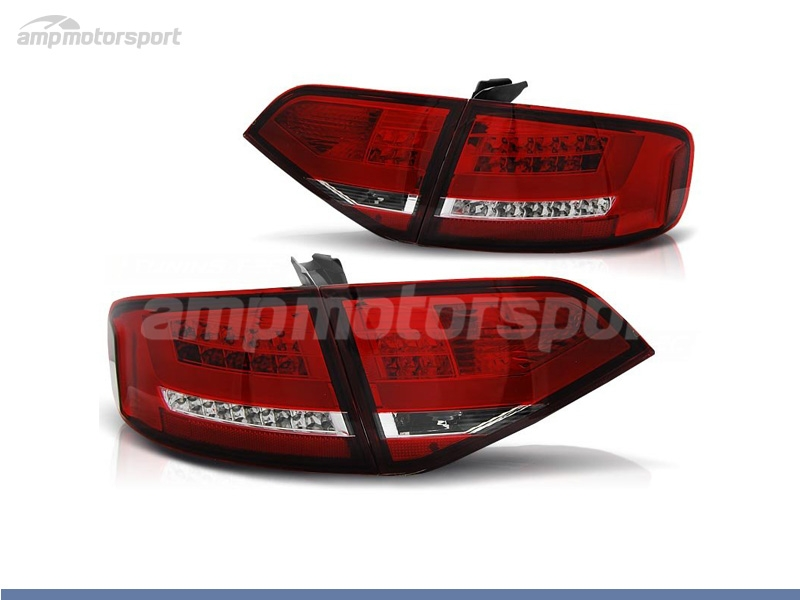 PILOTOS LED BAR PARA AUDI A4 B8 BERLINA 2007-2011