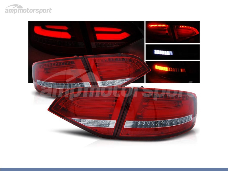 FAROLINS  LED BAR PARA AUDI A4 B8 AVANT 2007-2011