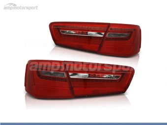 PILOTOS LED BAR PARA AUDI A6 4G BERLINA 2011-2014