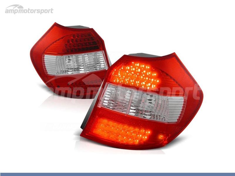 PILOTOS LED PARA BMW SERIE 1 E87 2004-2007
