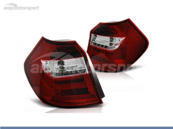 FAROLINS  LED BAR PARA BMW SERIE 1 E87 2004-2007
