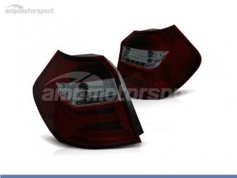 PILOTOS LED BAR PARA BMW SERIE 1 E87 2007-2011