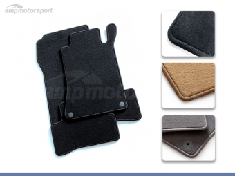 TAPETES DE VELUDO PLUS FORD MUSTANG 2005-2014