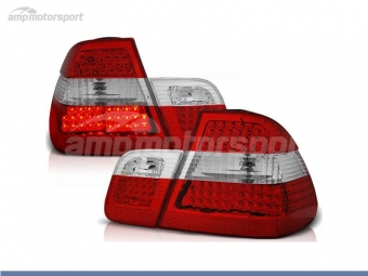 PILOTOS LED PARA BMW SERIE 3 E46 BERLINA 1998-2001