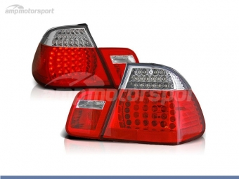 FAROLINS LED PARA BMW SERIE 3 E46 BERLINA 1998-2001