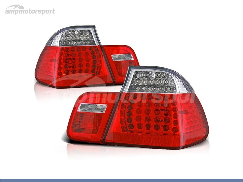 PILOTOS LED PARA BMW SERIE 3 E46 BERLINA 2001-2005