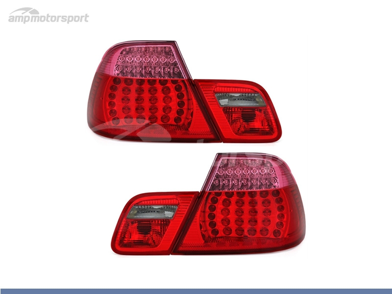 PILOTOS LED PARA BMW SERIE 3 E46 COUPE 1999-2003