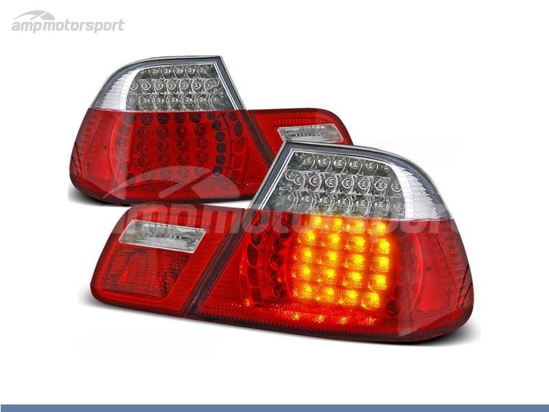 PILOTOS LED PARA BMW SERIE 3 E46 COUPE 2003-2006