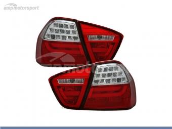 PILOTOS LED BAR PARA BMW SERIE 3 E90 BERLINA 2005-2008