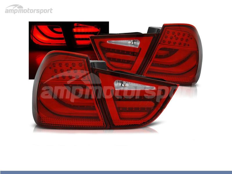 PILOTOS LED BAR PARA BMW SERIE 3 E90 BERLINA 2009-2012