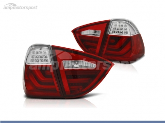 PILOTOS LED BAR PARA BMW SERIE 3 E90 TOURING 2005-2008