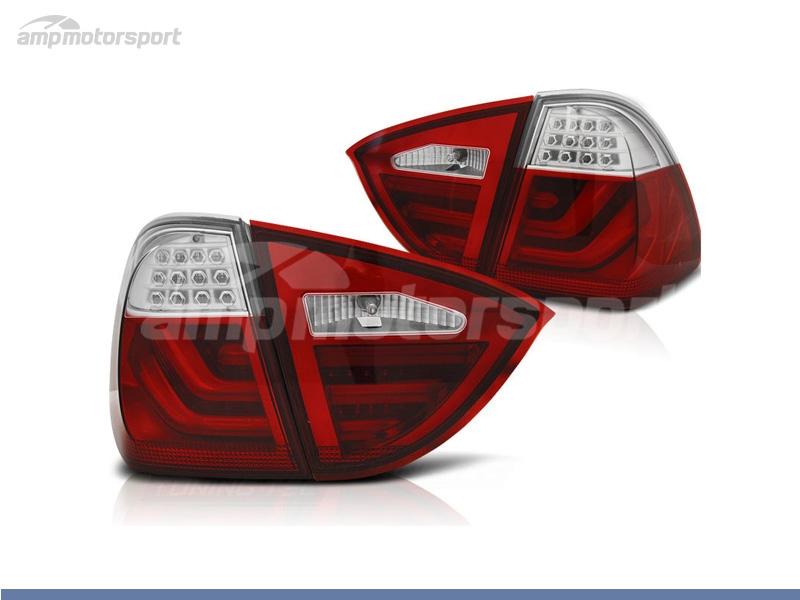 PILOTOS LED BAR PARA BMW SERIE 3 E90 TOURING 2005-2008