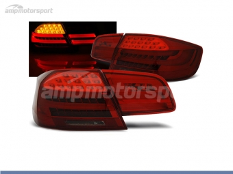 PILOTOS LED BAR PARA BMW SERIE 3 E92 COUPE 2005-2009