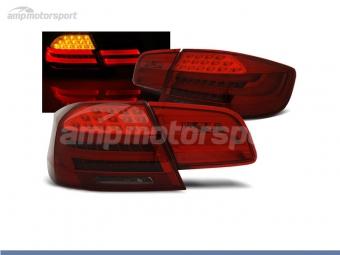 PILOTOS LED BAR PARA BMW SERIE 3 E92 COUPE 2005-2009