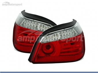 PILOTOS LED PARA BMW SERIE 5 E60 BERLINA 2003-2007