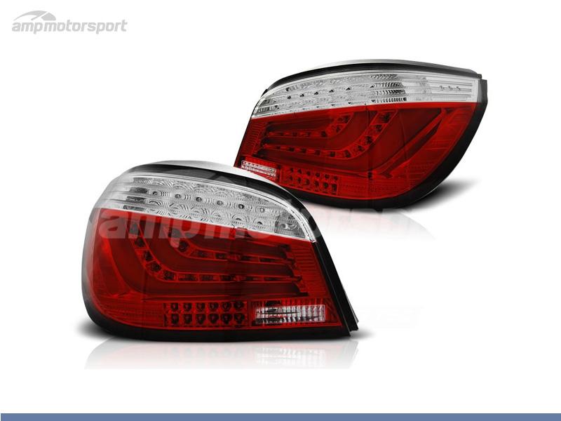 PILOTOS LED BAR PARA BMW SERIE 5 E60 BERLINA 2007-2010