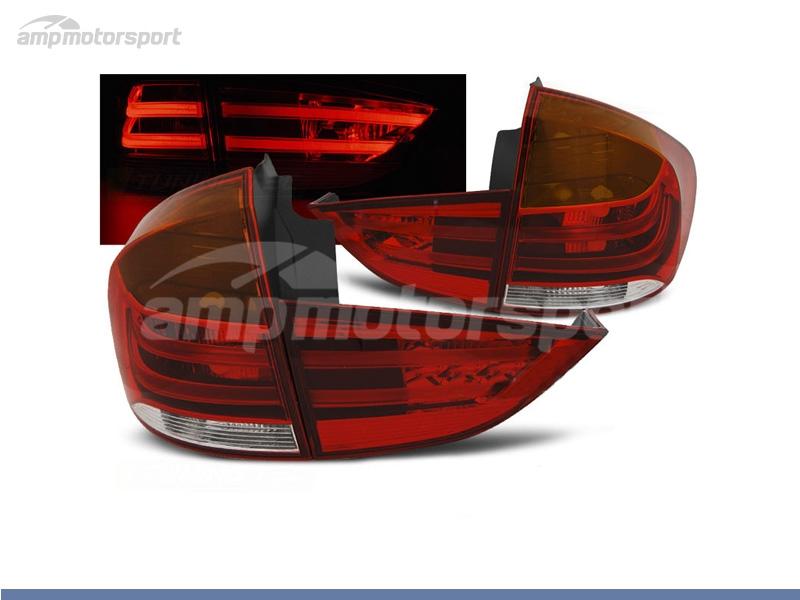 PILOTOS LED PARA BMW X1 E84 2009-2012
