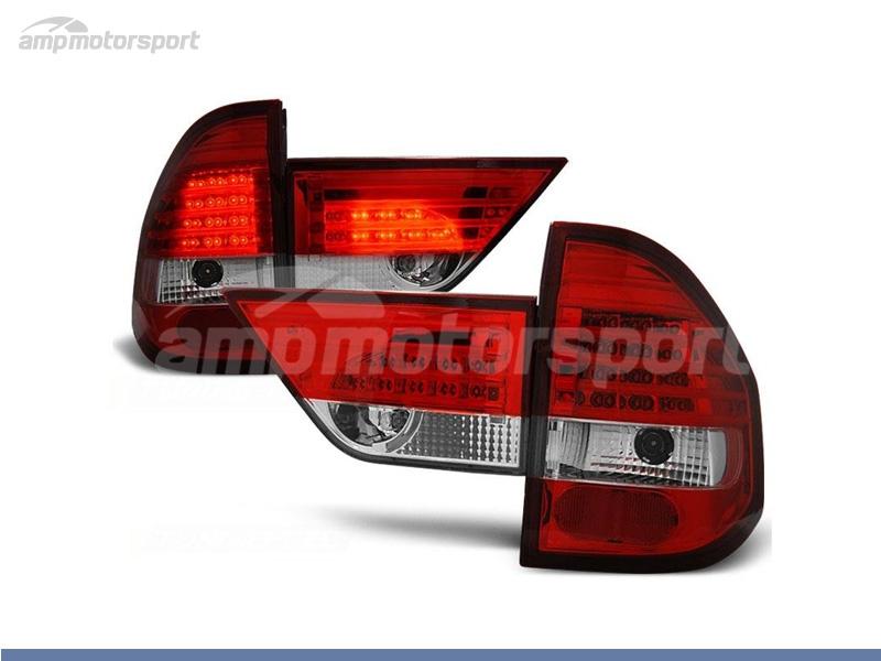 PILOTOS LED PARA BMW X3 E83 2004-2010