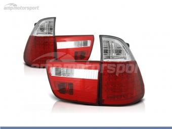 FAROLINS LED PARA BMW X5 E53 1999-2006