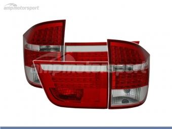 PILOTOS LED PARA BMW X5 E70 2007-2010