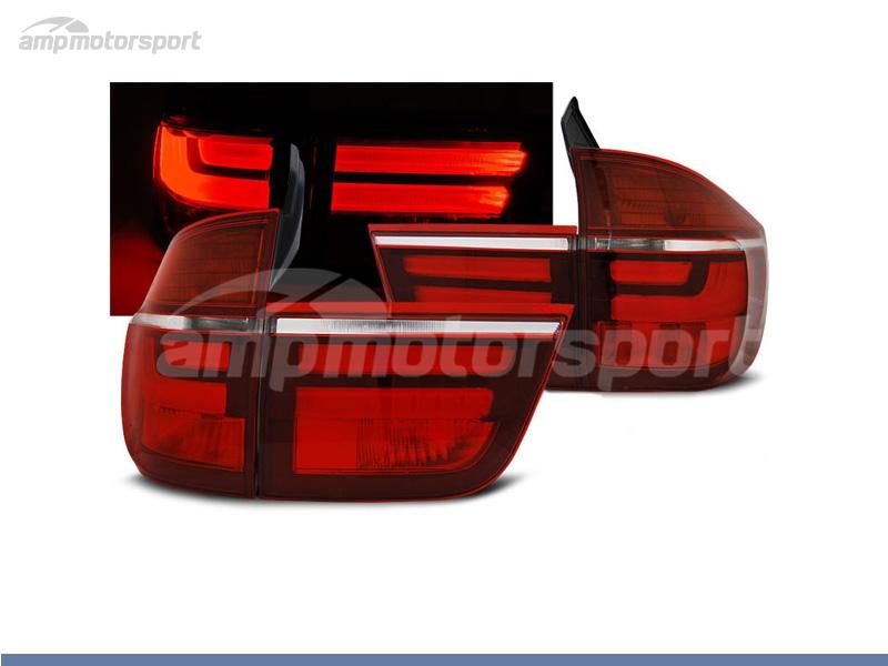 PILOTOS LED BAR PARA BMW X5 E70 2007-2010