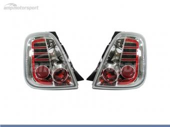 FAROLINS LED PARA FIAT 500 2007-2015