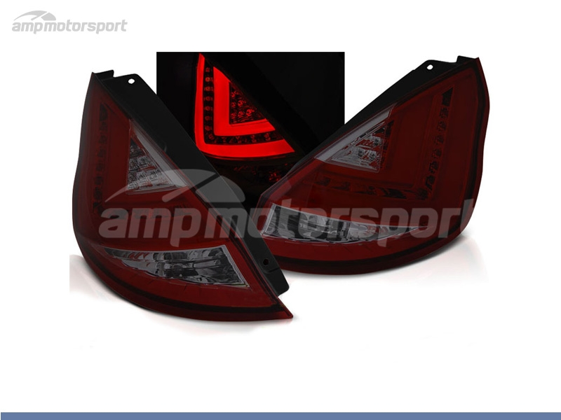 PILOTOS LED BAR PARA FORD FIESTA MK7 2008-2012