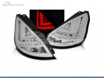 PILOTOS LED BAR PARA FORD FIESTA MK7 2012-2016