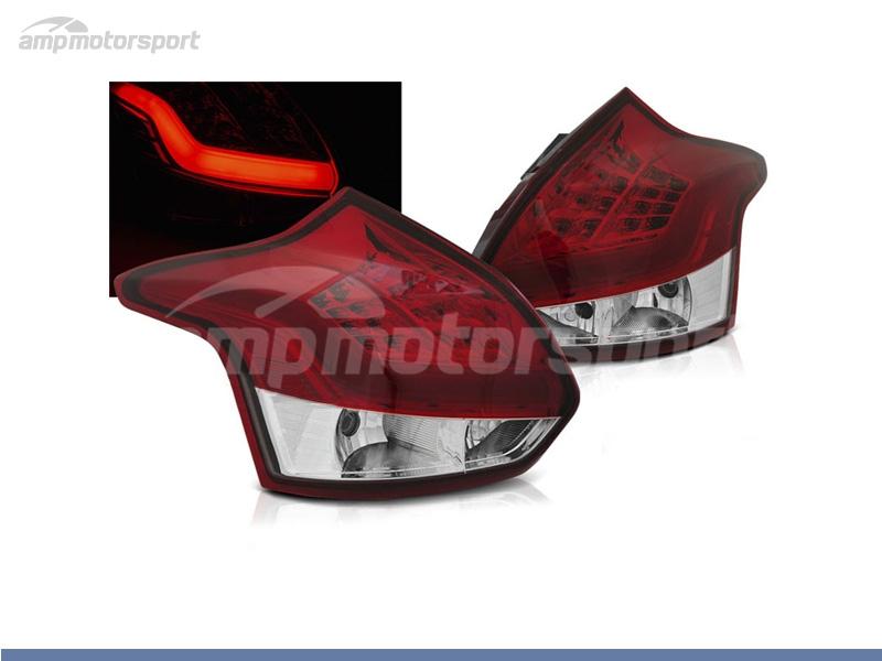 PILOTOS LED BAR PARA FORD FOCUS MK3 2011-2014