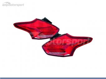 FAROLINS  LED BAR PARA FORD FOCUS MK3 2015-2018