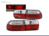 PILOTOS LED PARA HONDA CIVIC COUPE / BERLINA 1991-1995