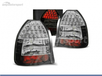 PILOTOS LED PARA HONDA CIVIC HATCHBACK 1995-2001