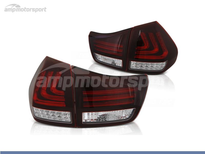 PILOTOS LED BAR PARA LEXUS RX 2 330/350 2003-2008