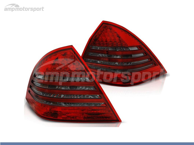 PILOTOS LED PARA MERCEDES CLASE C W203 BERLINA 2000-2004