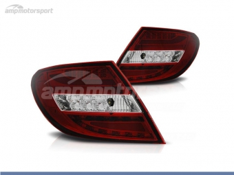 PILOTOS LED BAR PARA MERCEDES CLASE C W204 BERLINA 2007-2011
