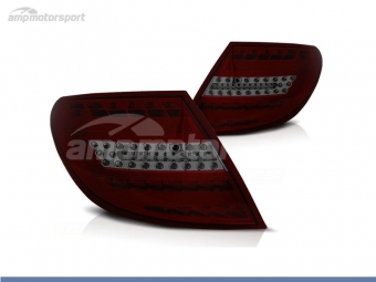 PILOTOS LED PARA MERCEDES CLASE C W204 BERLINA 2007-2011