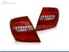 PILOTOS LED BAR PARA MERCEDES CLASE C W204 KOMBI 2007-2011