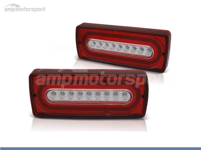 PILOTOS LED PARA MERCEDES CLASE G W463 1990-2012
