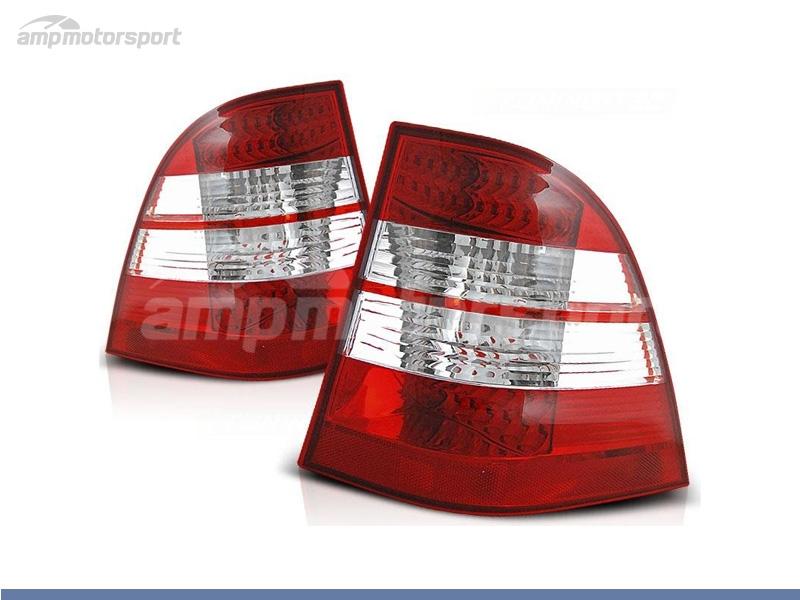 PILOTOS LED PARA MERCEDES ML W163 1998-2005