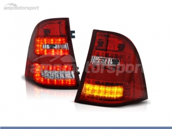 FAROLINS LED PARA MERCEDES ML W163 1998-2005